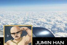 Jumin Han Mystic Messenger
