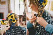 Wedding hair inspration