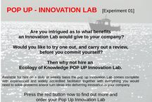 My Innovation Experiments / by Ron Donaldson