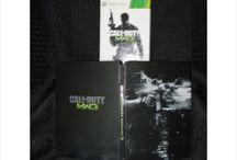 Xbox360 Games / Xbox360 Steelbook Editions. Sammlung verschiedener Steelbooks und Special Collections für die Xbox360