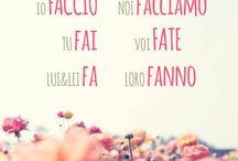 włoskie czasowniki