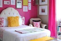 Chloe's room / by Gail Aker