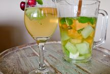 yum - drinks to try / by K McCorkle