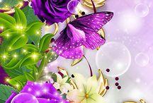 Příroda květiny