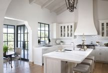 Kitchens and dining / by Lauren Pilli Holzer