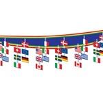All Nations Banquet Decor