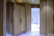 Sauna/Steam Rooms