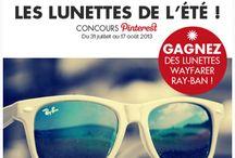 Les nouvelles lunettes de l'été #Brandalleyconcours