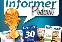 the IAHE Informer Podcast