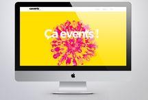 Web -  MARDI / Les réalisations web de l'agence MARDI www.agence-mardi.com