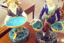 POTTERY/PORCELAIN/AND MORE