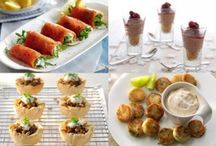 Canapes Ideas