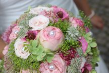 Hochzeits- und Eventfloristik / Traumhafte Blumenarrangements
