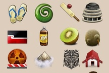 "new Zealand,  kiwiana / Kiwiana are certain items and icons from New Zealand's heritage, especially from around the middle of the 20th century that are seen as representing iconic Kiwi elements. These ""quirky things that contribute to a sense of nationhood""[1] include both genuine cultural icons and kitsch."
