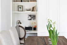 Tables / Home inspiration
