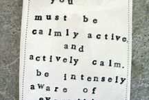 Breathe Focus Believe