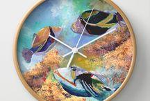 Wall Clocks - S6