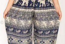 hippi pants