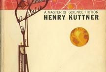 Sci-Fi book covers