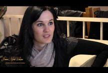 Videointerviews / by Femme Metal Webzine