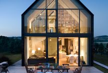 Glass Houses / Glass House Inspiration