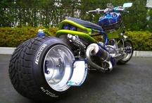 Zoomer/Ruck / Honda Zoomer and Ruckus