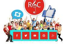 Nuestras Redes Sociales / Nos podras encontrar en estas redes sociales