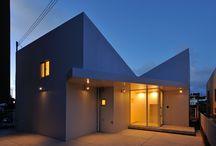 "KAMIHIKOUKI_House / LSD design co., ltd. ""Kami Hiko-ki""/2014/house/Okinawa, Japan/reinforced concrete construction/bungalow white, roof, airplane, loft, small space"