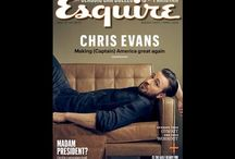 Chris Evans - Videos