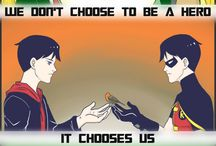 Young Justice/Teen Titans