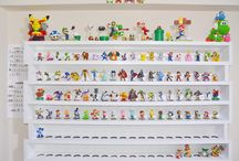 Amiibo stands