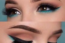 Inspiração maquiagem