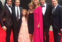 Francesca Capaldi Wore Macis Couture Dress 1886 at 2015 Emmy Awards!!