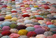 scrap yarn ideas / by Dryden Driggers