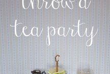 tea party / by Tina Harle