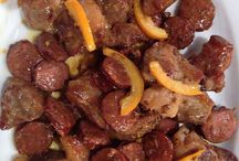 κρέας λουκανικα