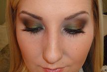 Makeup / by Christy Hoey