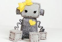 The Kiddos - Robot Lovies