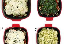 Spiralized Casseroles / Spiralized recipes for casseroles.  / by Inspiralized