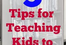 Educational / Whether you homeschool or not, here are fun educational ideas you can implement into your home!