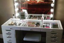#makeup #vanity