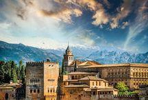 España, monumentos históricos / Aquí van 10 de los mejores monumentos de estilo romano, gótico, renacentista y/o mudéjar que reúne España.  España es el paraíso de la arquitectura, literalmente.