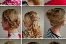 hairstyles / by Americka Fallon