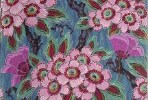 Fabric & Wallpaper patterns