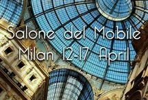 Salone del Mobile 2017/2016 | DESIGN / My vibrant highlights from the acclaimed Italian design fair. From furniture, lighting and accessories I bring you the best selection from the largest interiors trade show in Milan, Italy. #salonedelmobile2017 #mdw17 & #salonedelmobile2016 #mdw2016
