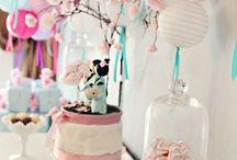 festa e decoração