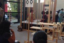 TED×Kyoto Teahouse / Tearoom that uses a PlaRain ®