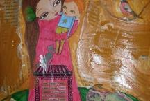 a pink dreamer's art