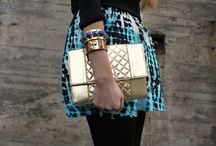 """BAGS & CLUTCHES / """"A woman without her handbag feels as lost as a wanderer in the desert."""" Check out my Facebook Page and say Hi:) http://www.facebook.com/GoodGoodGorgeous"""