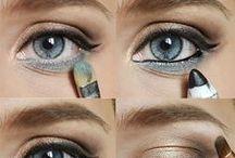 Глаза, макияж